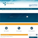 Webshot of Home Page